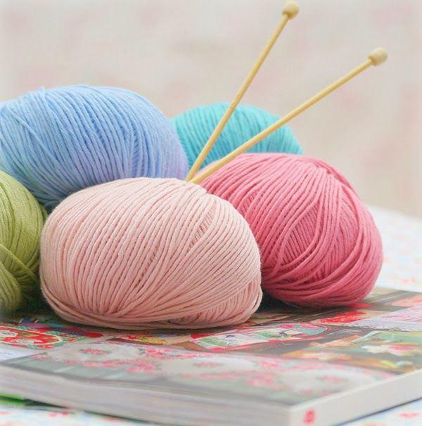 beautiful yarn colors   Heart Handmade uk
