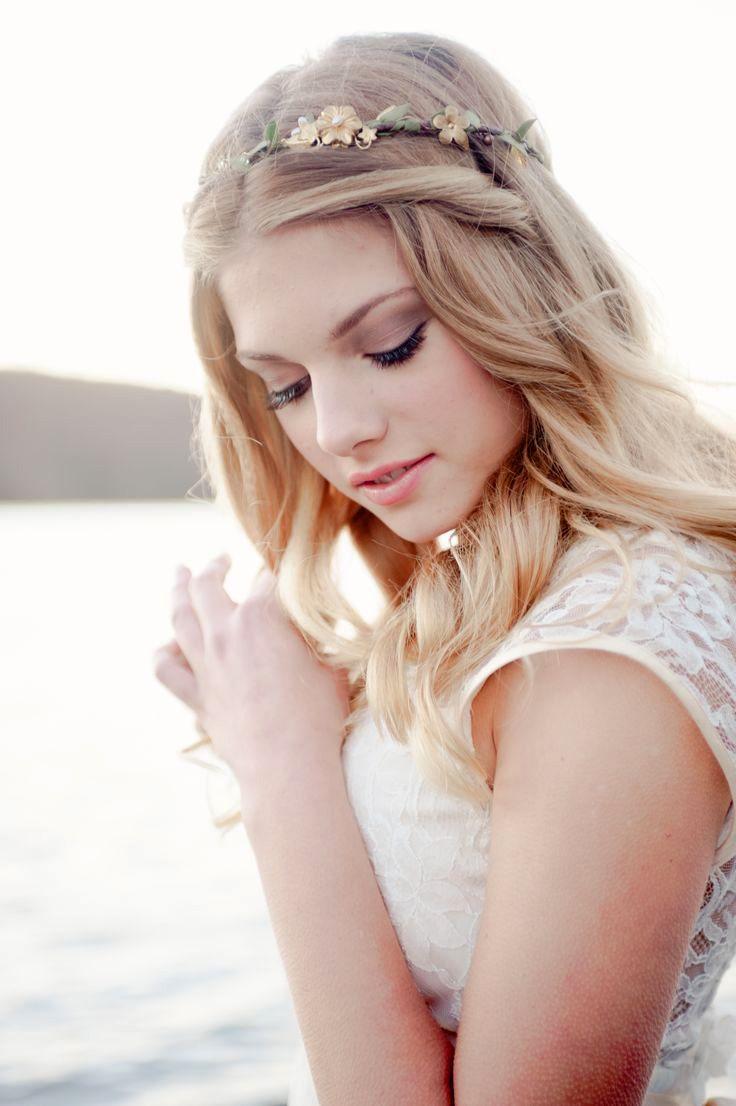 Tendências 2015 | Maquiagem e Cabelo para Noiva | Blog Site da Noiva -  Inspiração Penteado Noiva | Fonte Pinterest