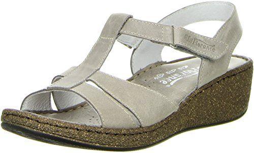 Florance Damen Sandaletten grau/taupe - http://on-line-kaufen.de/florance/florance-damen-sandaletten-grau-taupe