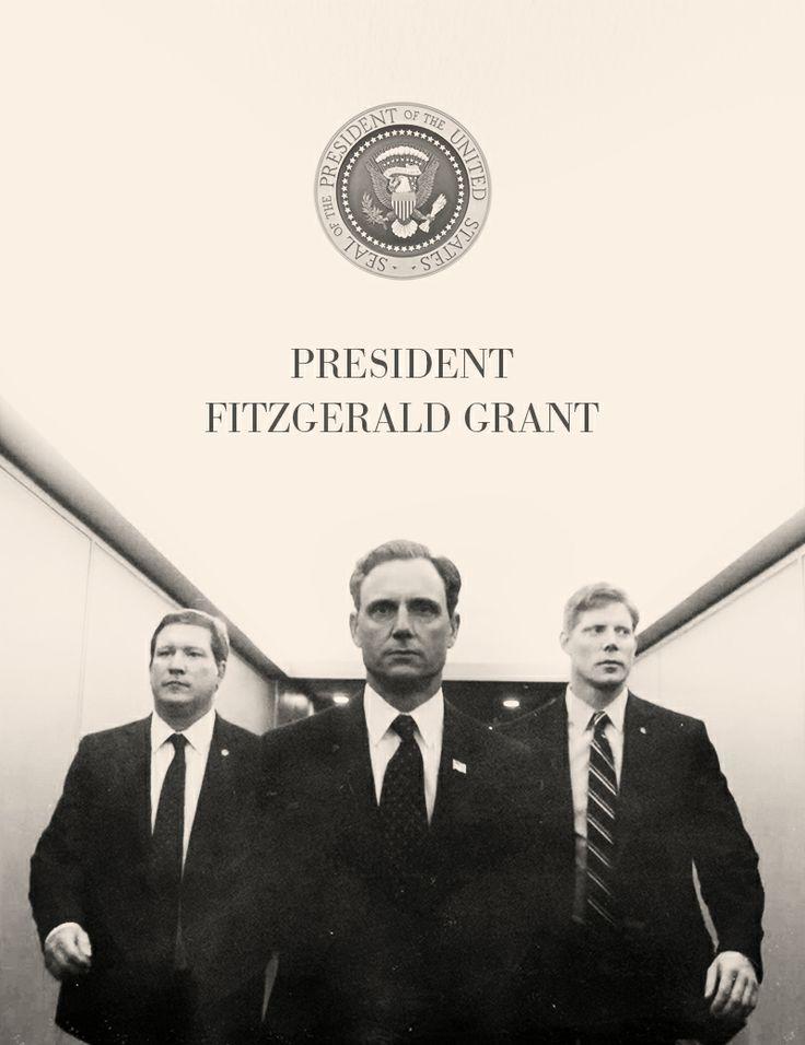 President Fitzgerald Grant