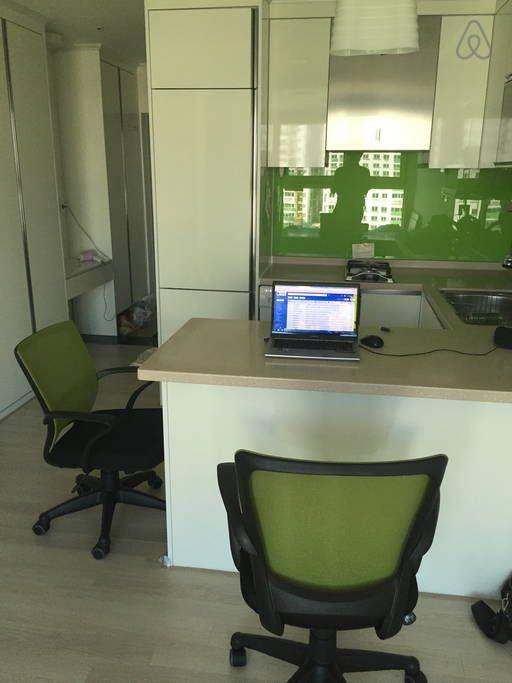 이렇게 멋진 에어비앤비 숙소를 확인해보세요: 전주 혁신도시 업무출장시 오피스 및 숙소이용 - 전주시의 아파트 대여 가능