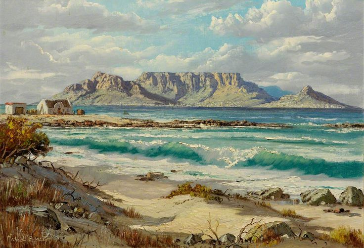 Image result for painting table mountain