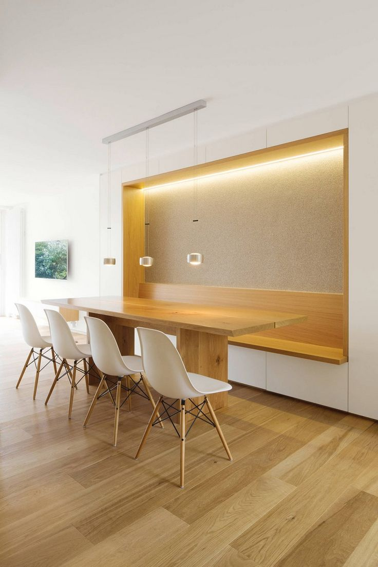87 best Esszimmer Ideen images on Pinterest | Modern dining rooms ...
