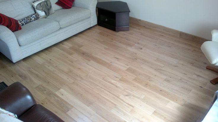 tony machado natura 130mm solid oak lacquered. Black Bedroom Furniture Sets. Home Design Ideas