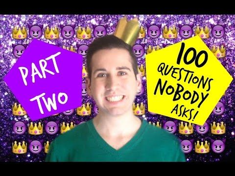 """100 Questions Nobody Asks (Part 2) ● """"King Othonas's Stories"""""""