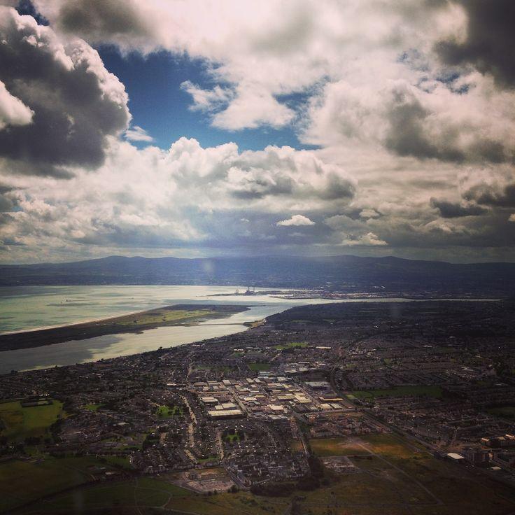 I wanna fly -> Dublin