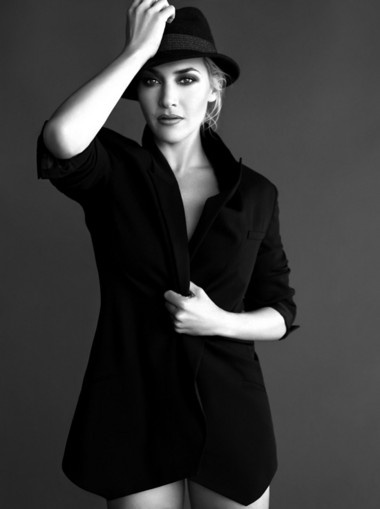 Kate Winslet for the Golden Hat Foundation