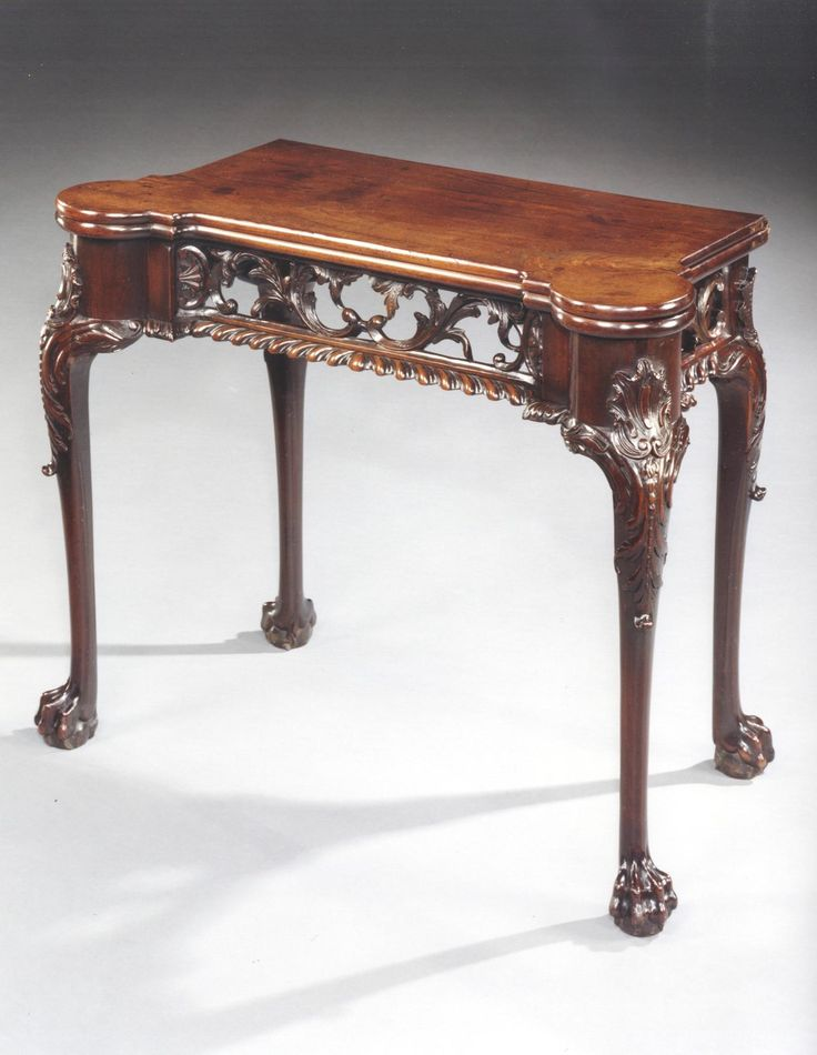 The moller card table circa 1750 furniture pinterest for Furniture 0 interest