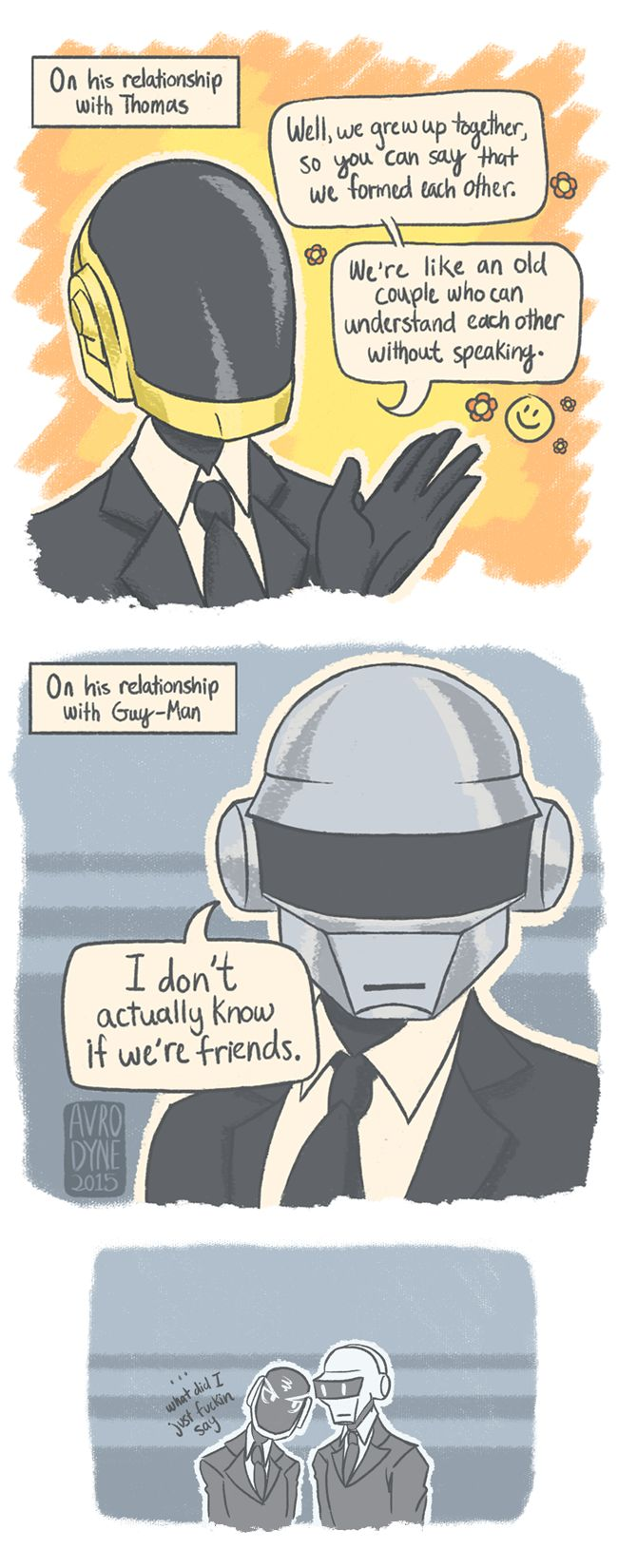 On the Topic of Friendship by avroillusion