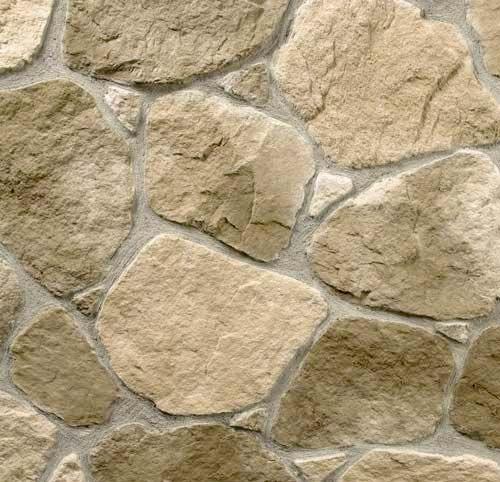 Steinwand - Verblender - Wandverkleidung - Steinoptik - Savoie olive | steingewand.de
