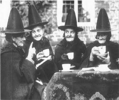 Gymnase Days: The Coven