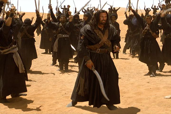 Ardeth Bay from The Mummy and The Mummy Returns