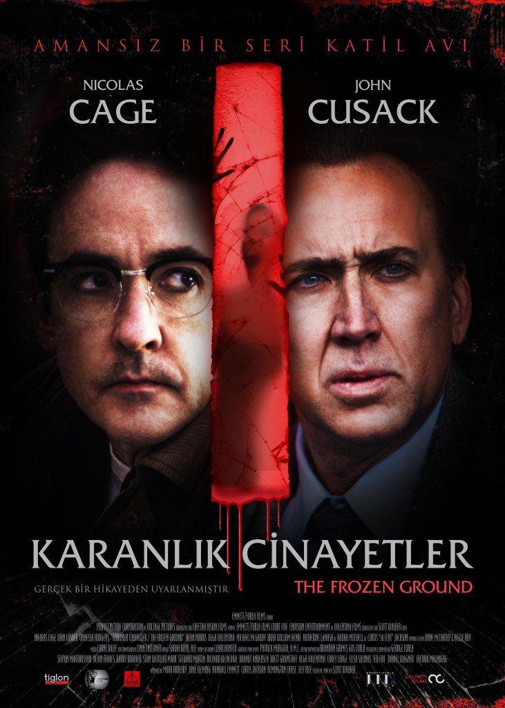 KARANLIK CİNAYETLER / THE FROZEN GROUND (26.07.2013)