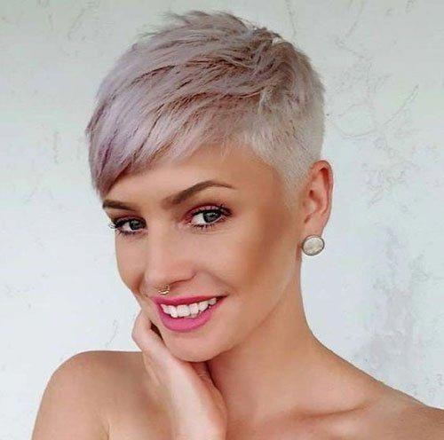 Fine-Hair Best Pics of Short Straight Blonde Hair #shortstraighthair