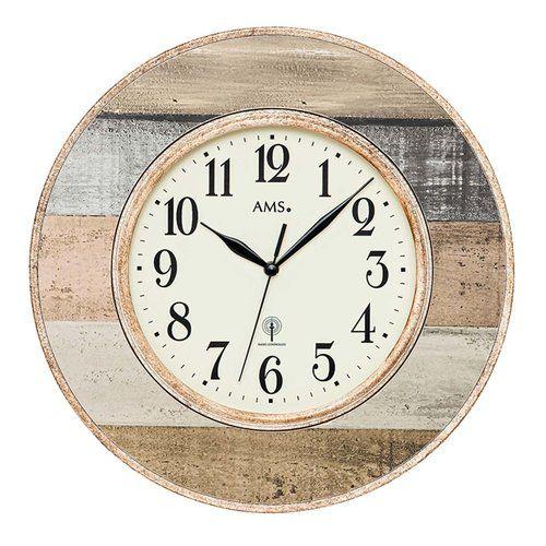 Funkwanduhr 35 cm Jetzt bestellen unter: https://moebel.ladendirekt.de/dekoration/uhren/wanduhren/?uid=560428bf-eca3-572a-b890-5b8eb51b5a0e&utm_source=pinterest&utm_medium=pin&utm_campaign=boards #clocks #uhren #wall #dekoration