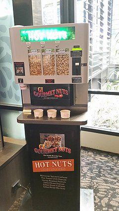 GI GOURMET NUTS CO helps you pamper your patrons by giving them what they want.....flavours that can be easily changed according to customer preferences. Time will tell what will be the most popular.