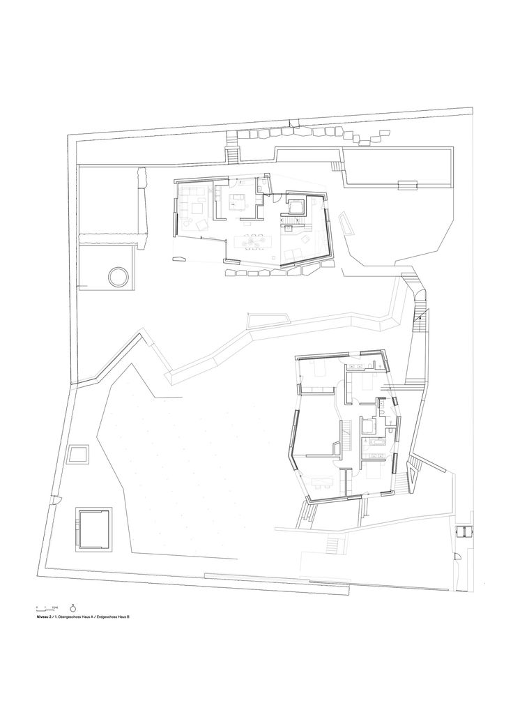 207 best architectural drawings images on pinterest for Architectural site plan drawing
