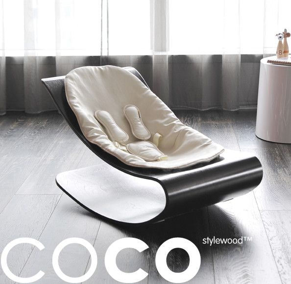 Kourtney kardashian blog recommends cool modern baby for Cool modern chairs