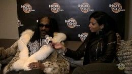 Snoop Dogg Interview with Nessa HOT 97