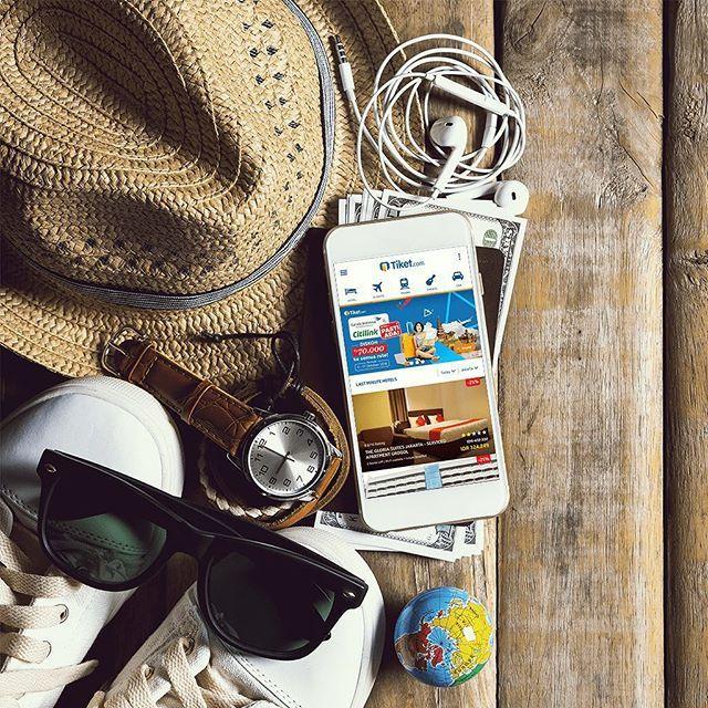 Siapa bilang liburan di akhir tahun mahal harganya? Makanya belinya di Tiket.com ajaa! Ada potongan sampe Rp 70.000 Cuma sampe 17 Oktober! #TiketcomPastiAda @tiketcom
