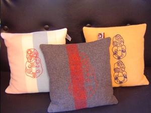 melanie kempthorne kiwiana blanket cushions