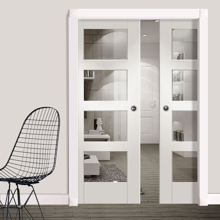 1000 images about glazed pocket door pairs on pinterest for Double pane sliding glass door