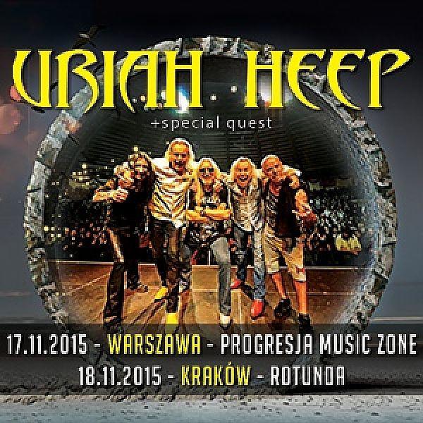 Ostatnia w tym roku relacja koncertowa. Tym razem Uriah Heep w krakowskiej Rotundzie.Tekst tutaj: http://heavy-metal-music-and-more.blogspot.com/2015/12/zespo-uriah-heep-zagra-koncert-w.html#more Szczęśliwego Nowego Roku! Happy New Year!