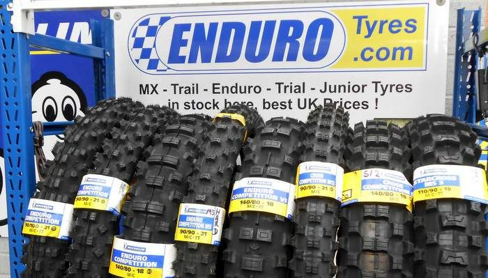 UK's No1 for Enduro tyres and Off Michelin motorcycle tyres. Click here for the best off road moto tyres at the best prices