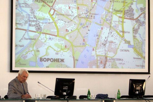 Блог Воронеж » Воронежское «море» предложили засадить камышом