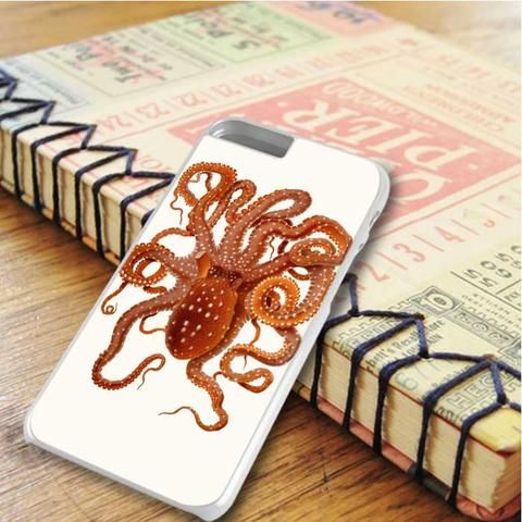 Octopus iPhone 6 Plus|iPhone 6S Plus Case