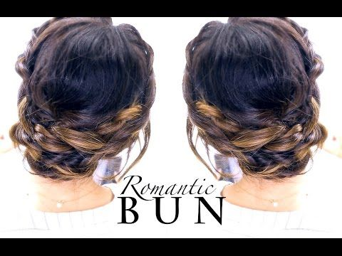 prom hair styles for hair 93 best easy hair updo step by step images on 2532