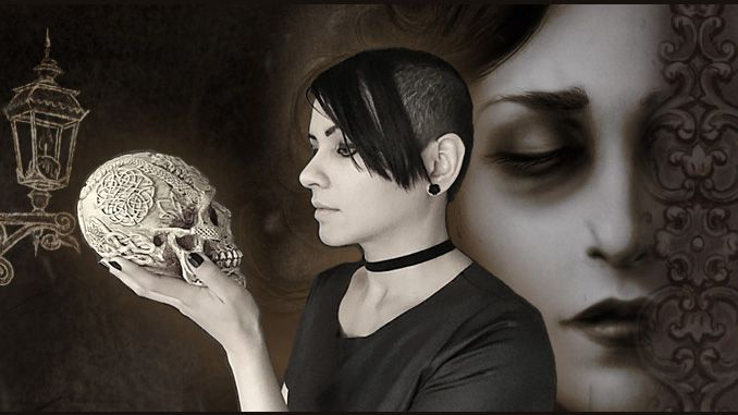 I have been featured at Gothic Beauty Magazine!!! Check it out! --> In a tiny Norwegian valley surrounded by mountain, but very few neighbors, lives Isis Sousa, a native of Brazil. Isis has always been enamored by the dark with a fondness for the arts, history and heavy metal. She is an artist, illustrator and graphic designer... #gothic #gothicbooks #darkartists #darkfiction #books