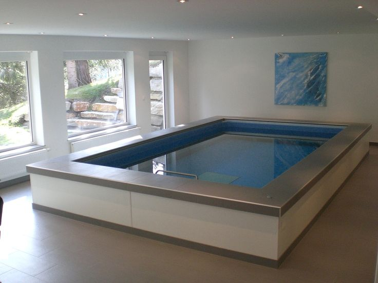 Original Endless Pool by Endless Pools » I want this! | My Home Redo ...