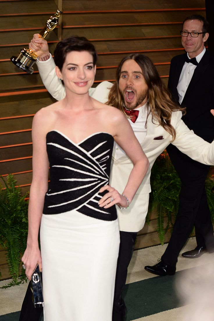 Oscars 2014: The After-Parties   Celebrity Pictures   Marie Claire