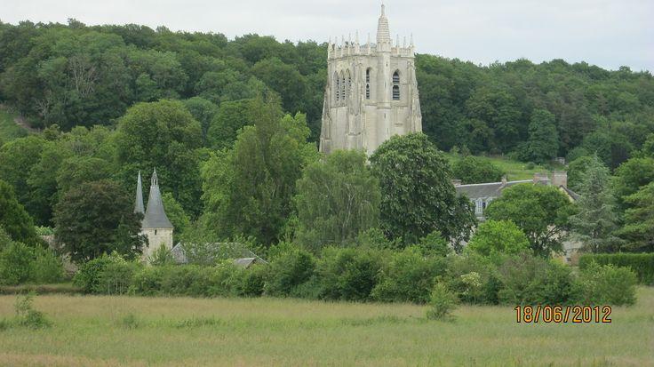 Abbaye du Bec dans l'Eure