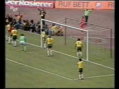 WM 1974 - Deutschland-Australien 3:0