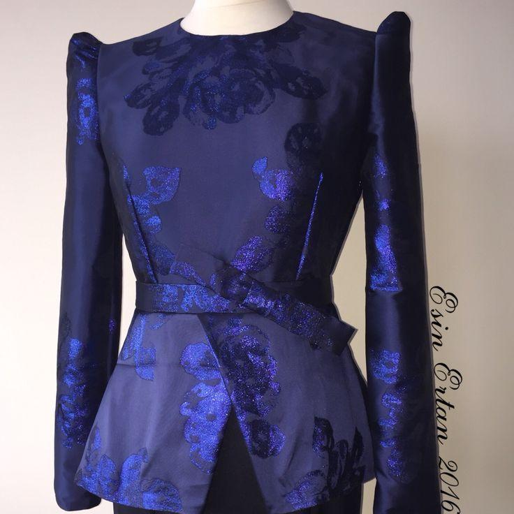 Esin Ertan Brocade Evening Gown 2016 Stay Tunned for New collection .. Esin Ertan Brokar Abiye 2016 .. Yeni koleksiyon geliyor