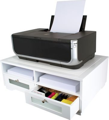 Shop Staples® for Victor® Wood Printer Stand, Pure White. Enjoy everyday low prices and get everything you need for a home office or business. Get free shipping on orders of $49.99 or greater. Enjoy up to 5% back when you become a rewards member.