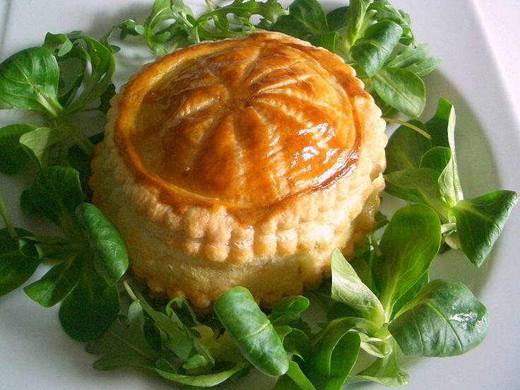 Les 1705 meilleures images propos de menu de f tes sur - Cuisiner le foie de boeuf ...