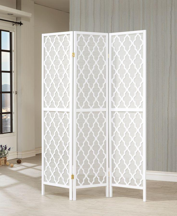 "Wildon Home ® 70"" x 52"" 3 Panel Room Divider & Reviews | Wayfair"