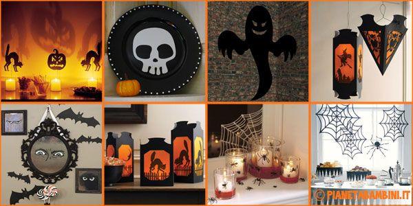 Lavoretti Decorazioni Halloween
