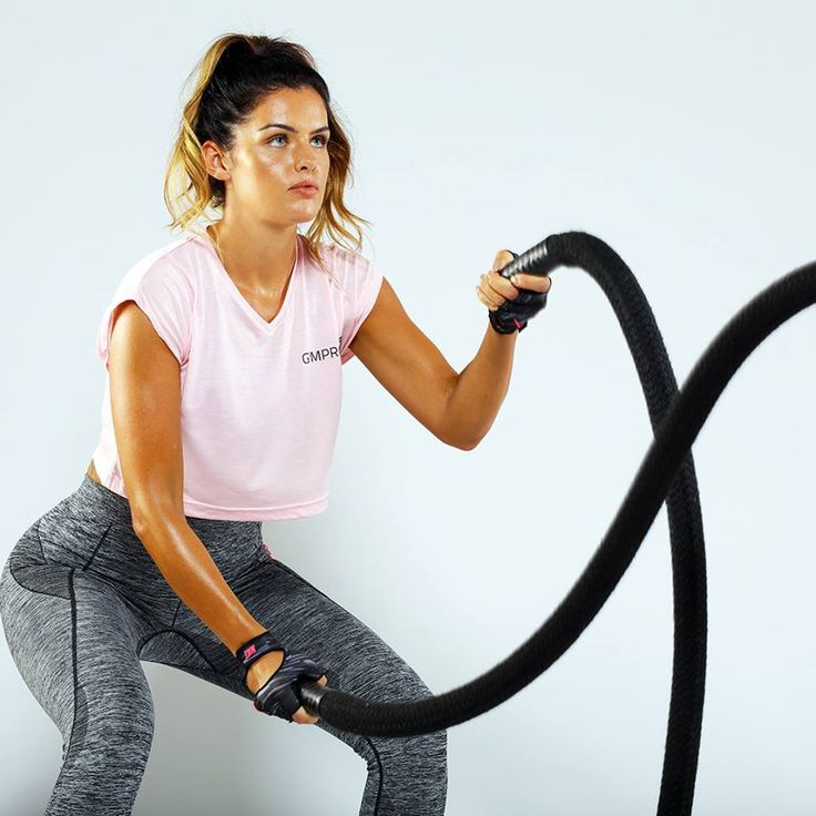 Our seamless training leggings provide support and compression needed for even the most intensive workouts.   #battleropes #yogapants #yoga #crossfit #sweatitout #fitness #exercise #gym #health #getfit