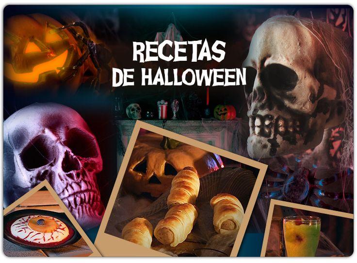 Recetas de Halloween