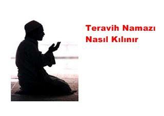 teravih namazı nedir nasıl kılınır http://www.genelsite.org/2013/07/teravih-namazi.html
