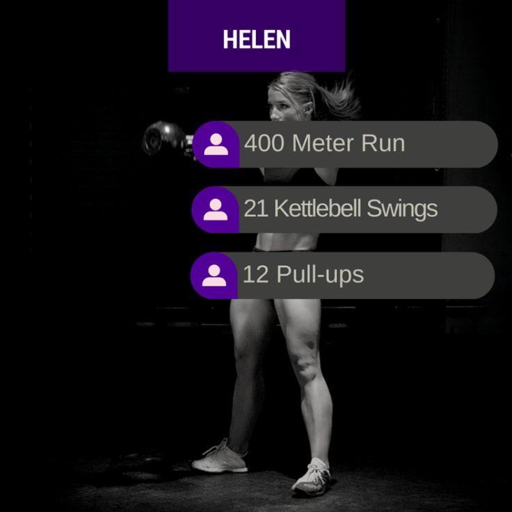 #Helen #CrossFit