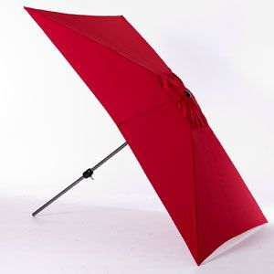 9ft. x 6ft Rectangular Umbrella | Boscov's