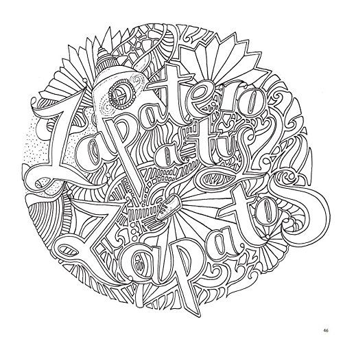 116 best AARTERAPIA 01 images on Pinterest   Coloring books ...