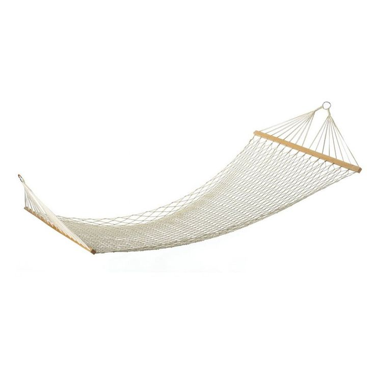 heavy spreader zeny fabric duty pillow size double bar with new quilted products dimensions hammock