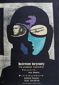Fangor Wojciech, Bezkresne horyzonty, Horizons sans fin, 1958.