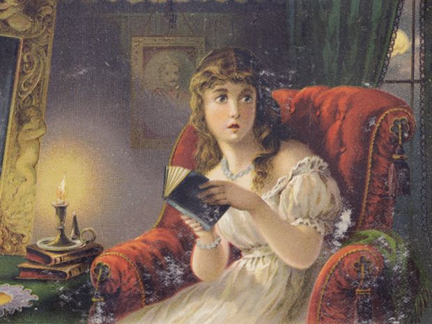 These Christmas ghost stories of yesteryear will bring a different chill to your holidays.